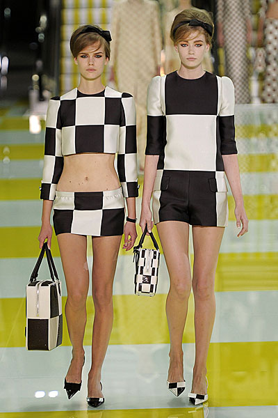 Louis Vuitton ss13