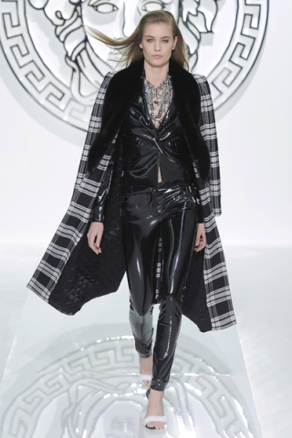 Versace, AW 2013